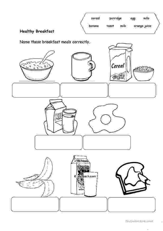 worksheet for kindergarten food my favorite food rice preschool trace and color worksheets kindergarten food for worksheet