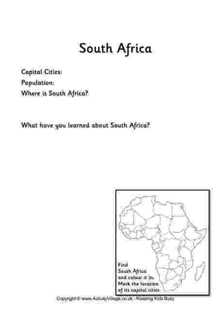 worksheets for grade 1 in south africa 1000 images about me africa on pinterest africa 1 grade africa worksheets in south for