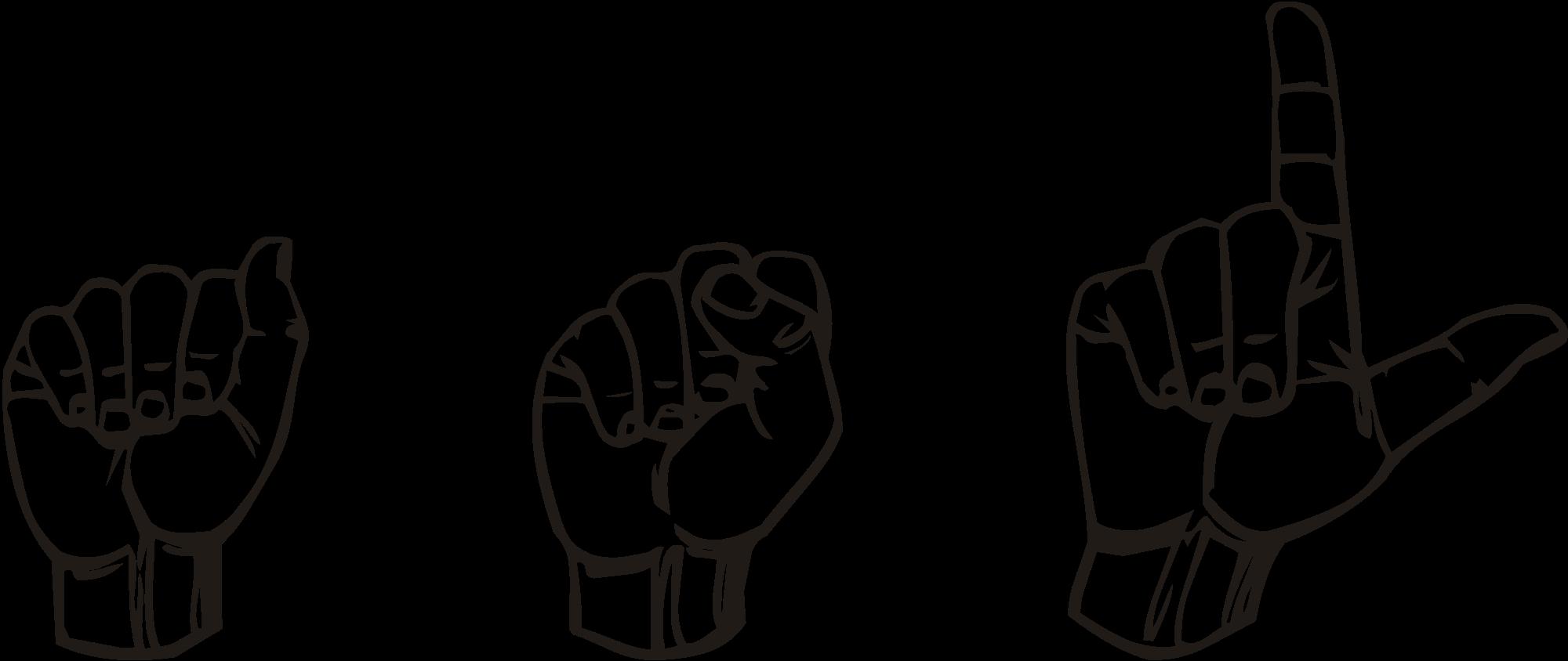 x in sign language asl unlocking communication huffpost x language in sign