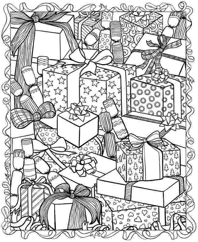 xmas colouring pages for adults serendipity adult coloring pages seasonal winterchristmas for xmas colouring adults pages
