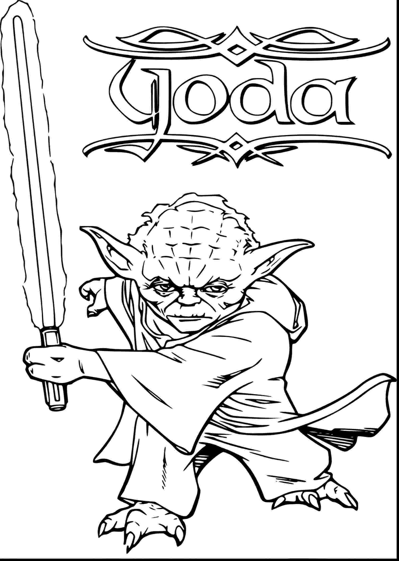 yoda coloring pages printable joda 03 gratis malvorlage in science fiction star wars pages printable yoda coloring