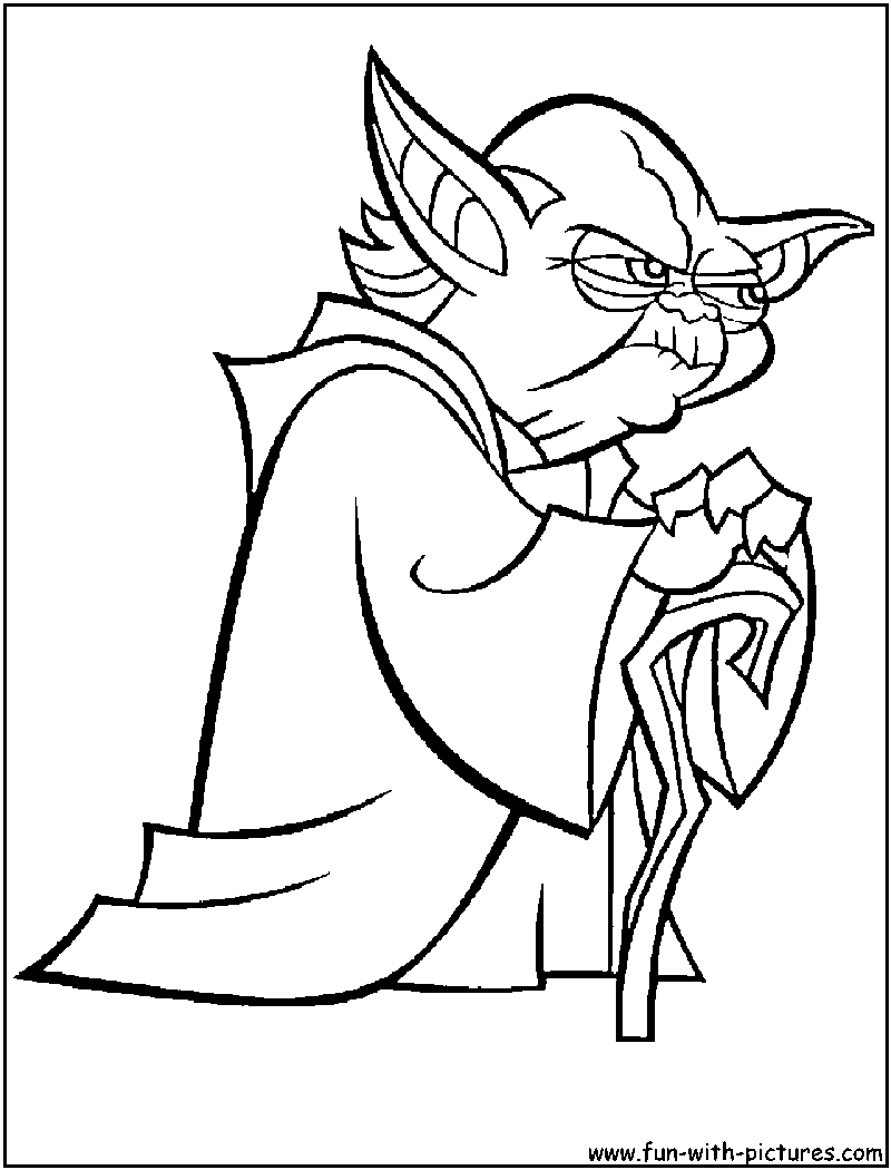 yoda coloring pages printable luke training with yoda coloring pages hellokidscom yoda pages printable coloring