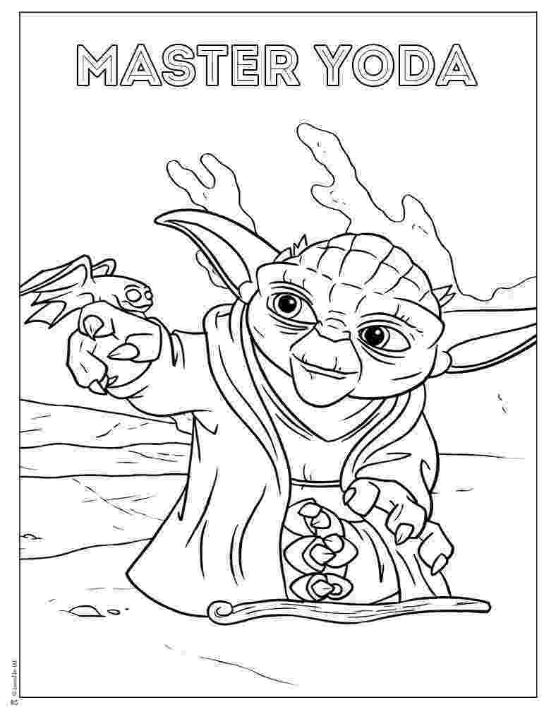 yoda coloring pages printable star wars coloring pages yoda printable coloring pages coloring printable yoda pages