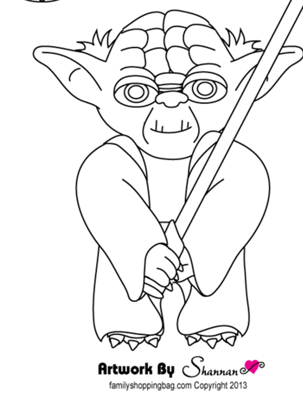 yoda coloring pages printable yoda yoda old tubing pages coloring printable yoda