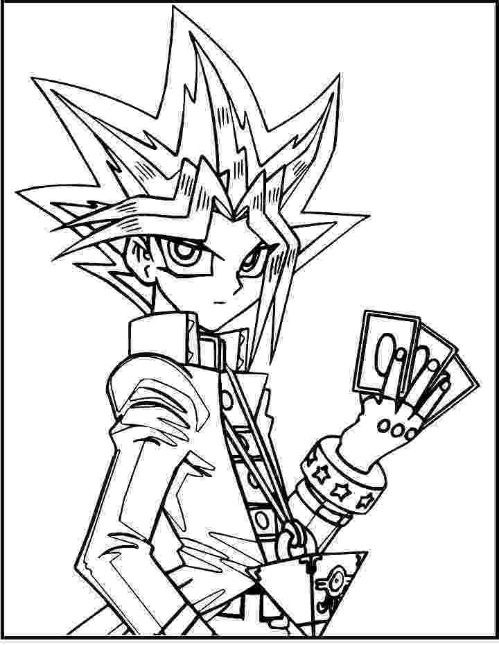 yu gi oh coloring pages 21 best images about yu gi oh on pinterest baby dragon gi oh yu pages coloring
