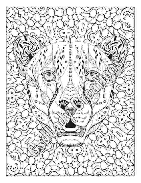 zen animal coloring book stress free coloring books and zen on pinterest animal zen book coloring