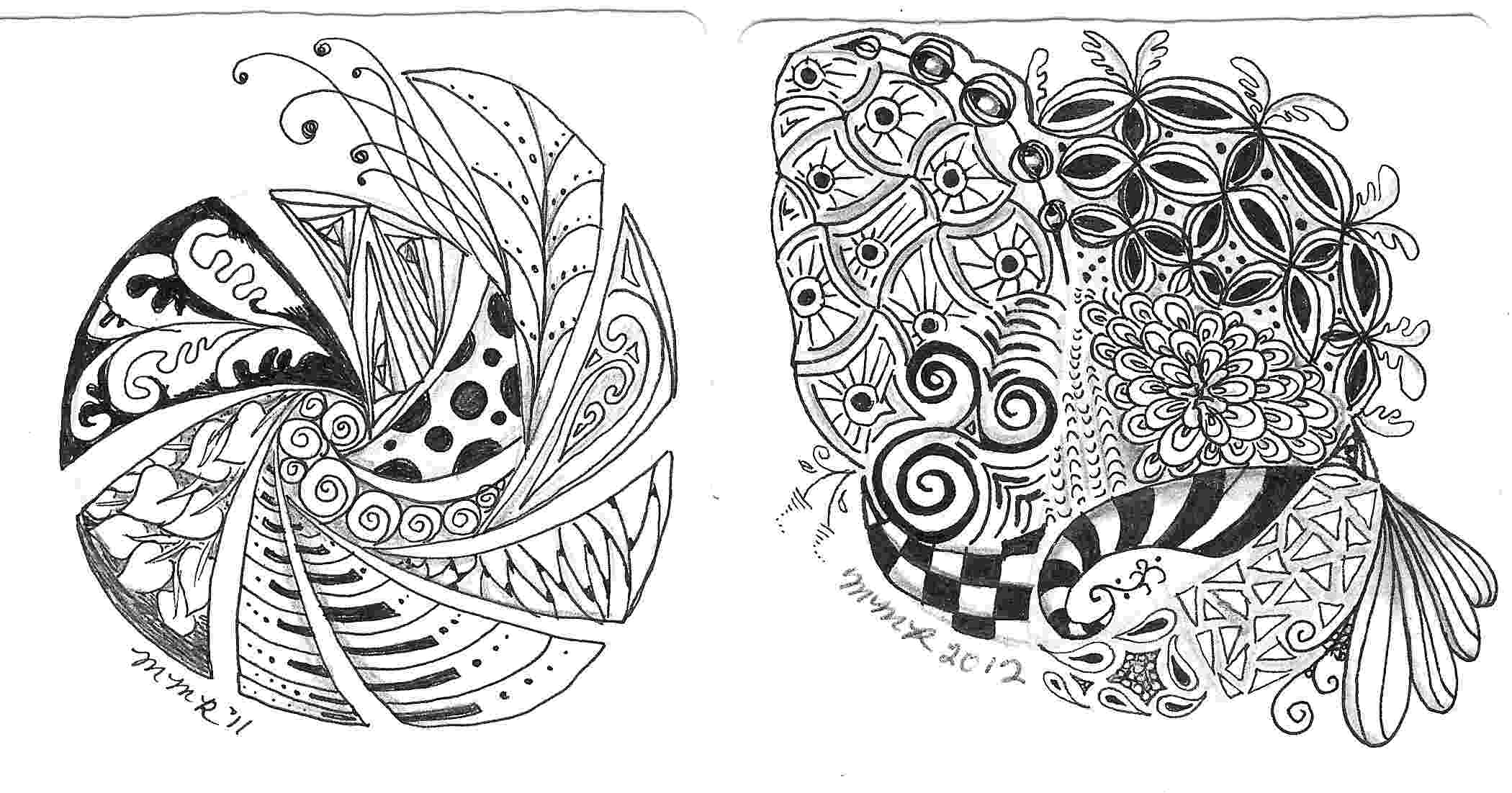 zentangle pictures what is zentangle minette riordan phd zentangle pictures