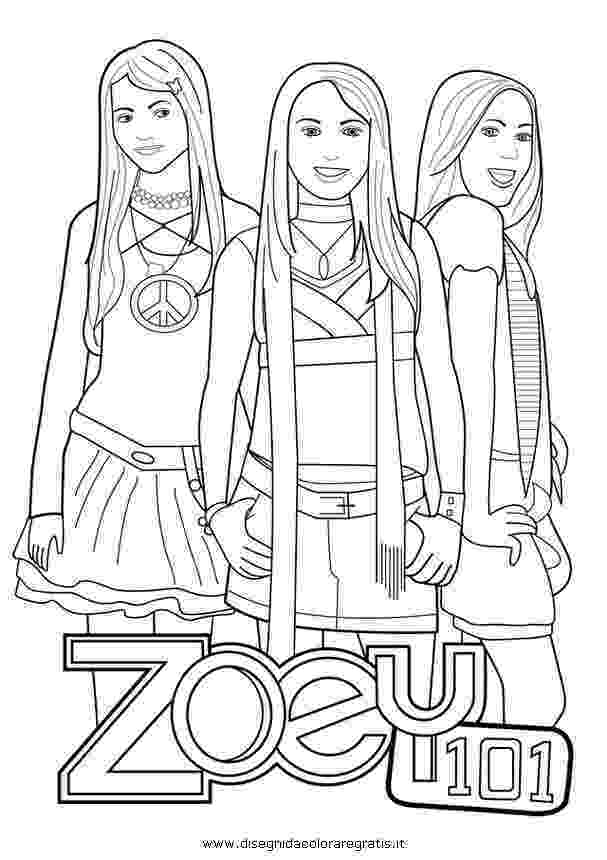 zoey 101 coloring pages free kids coloring pages july 2010 coloring pages zoey 101