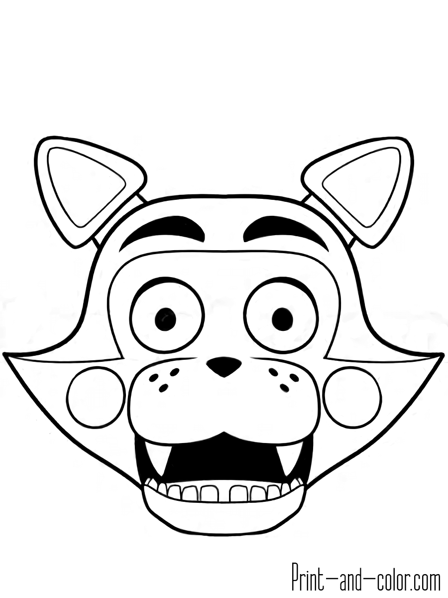 5 nights at freddys colouring pictures five nights at freddy39s coloring pages getcoloringpagescom colouring nights pictures at 5 freddys