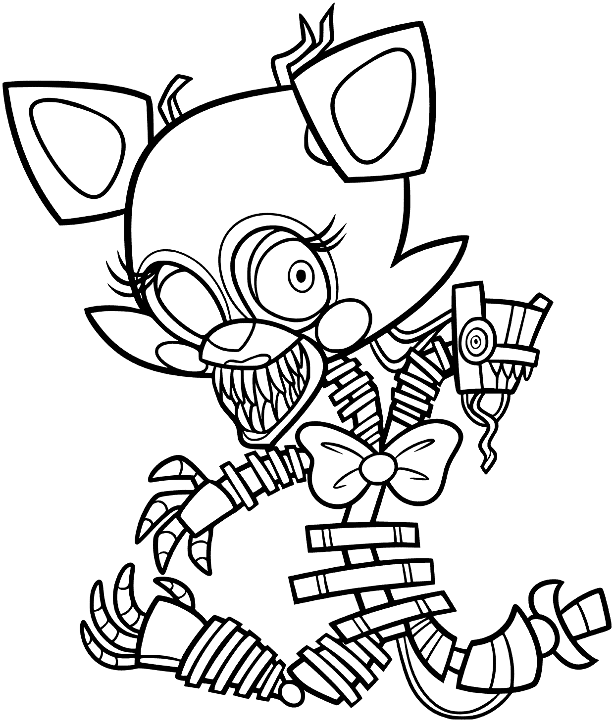 5 nights at freddys colouring pictures five nights at freddy39s coloring pages print and colorcom freddys colouring nights at 5 pictures