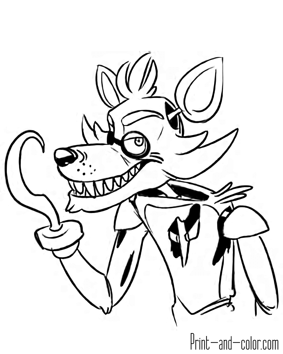 5 nights at freddys colouring pictures five nights at freddys fnaf coloring pages printable 5 at freddys pictures nights colouring