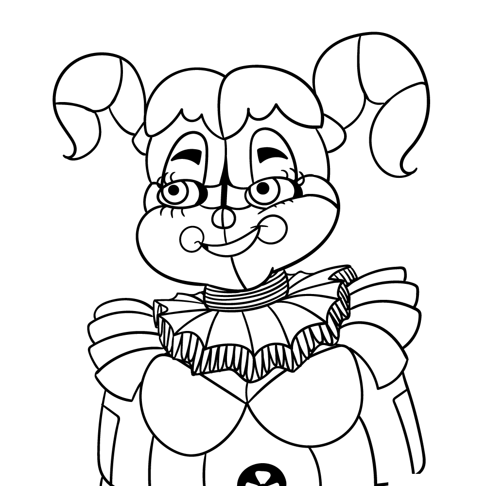 5 nights at freddys colouring pictures free printable five nights at freddy39s fnaf coloring pages freddys 5 nights pictures at colouring