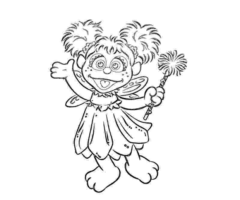 abby cadabby coloring pages coloring abby cadabby 007 kate39s 2nd birthday sesame coloring cadabby abby pages