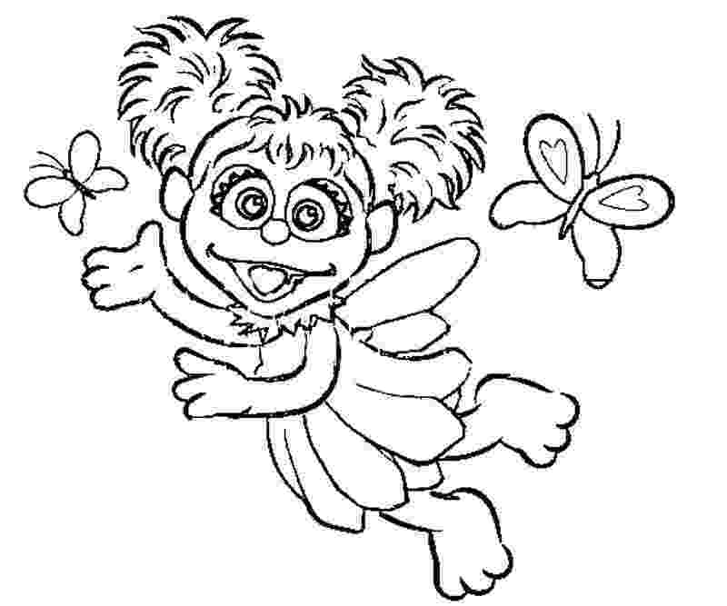 abby cadabby coloring pages sesame street coloring pages on pinterest coloring pages cadabby pages coloring abby