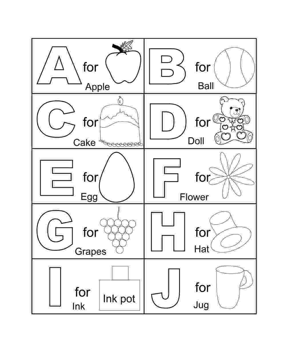 abc coloring sheets free printable alphabet coloring pages for kids best coloring abc sheets 1 2