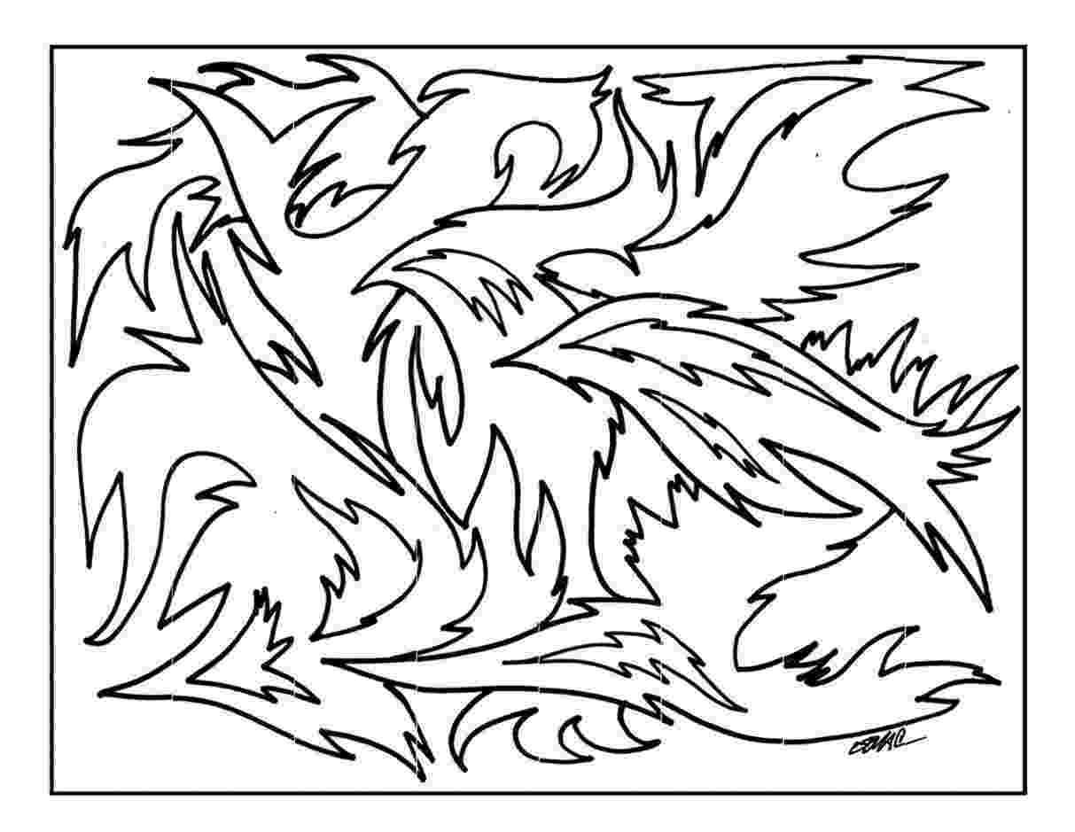 abstract art coloring pages free printable abstract coloring pages for kids art coloring abstract pages