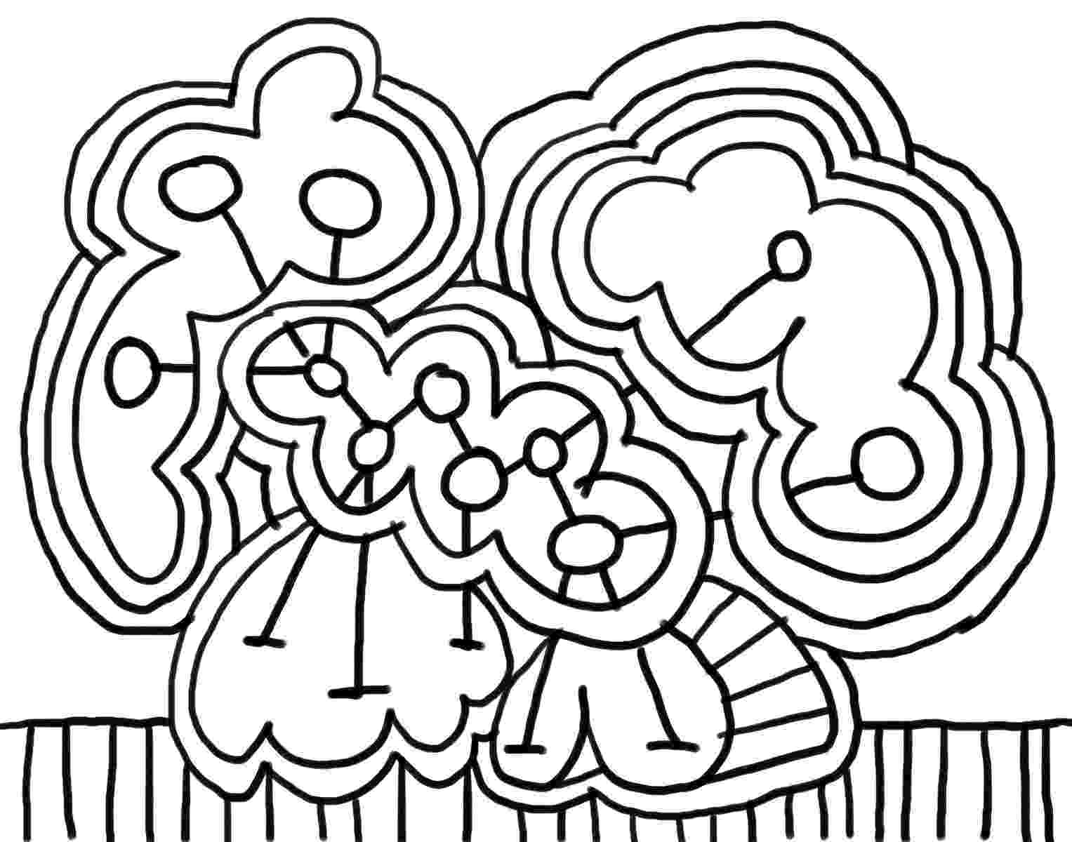 abstract art coloring pages free printable abstract coloring pages for kids art coloring abstract pages 1 1