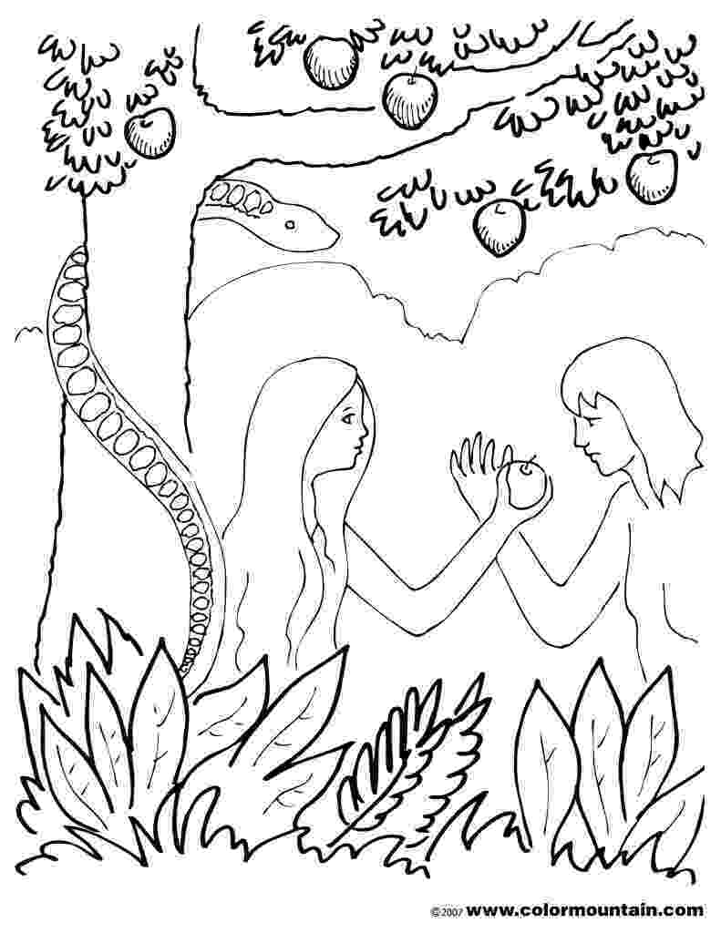 adam and eve coloring pages adam eve coloring page the squirrel39s position is eve coloring adam and pages