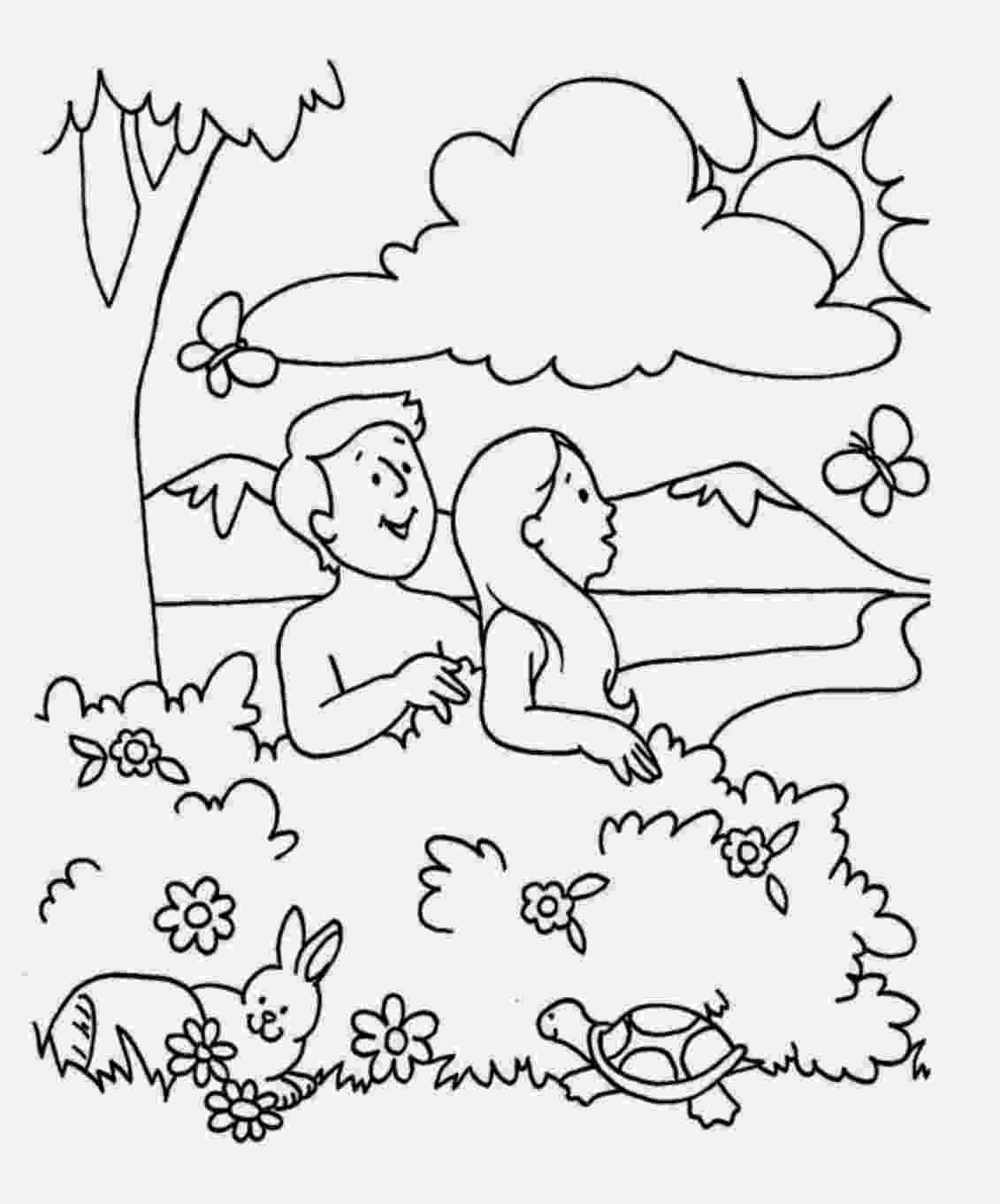 adam and eve coloring pages pin by carly hobbs on pre k adam eve bible preschool pages adam eve coloring and