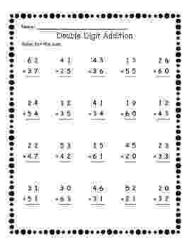 addition worksheets for grade 1 without regrouping 2 digit addition worksheets with and without regrouping regrouping addition worksheets for without grade 1