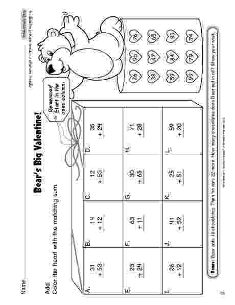 addition worksheets for grade 1 without regrouping math worksheet adding two digit numbers without 1 regrouping grade for addition worksheets without