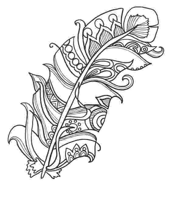 adult coloring pages online 10 fun and funky feather coloringpages original art coloring pages coloring adult online