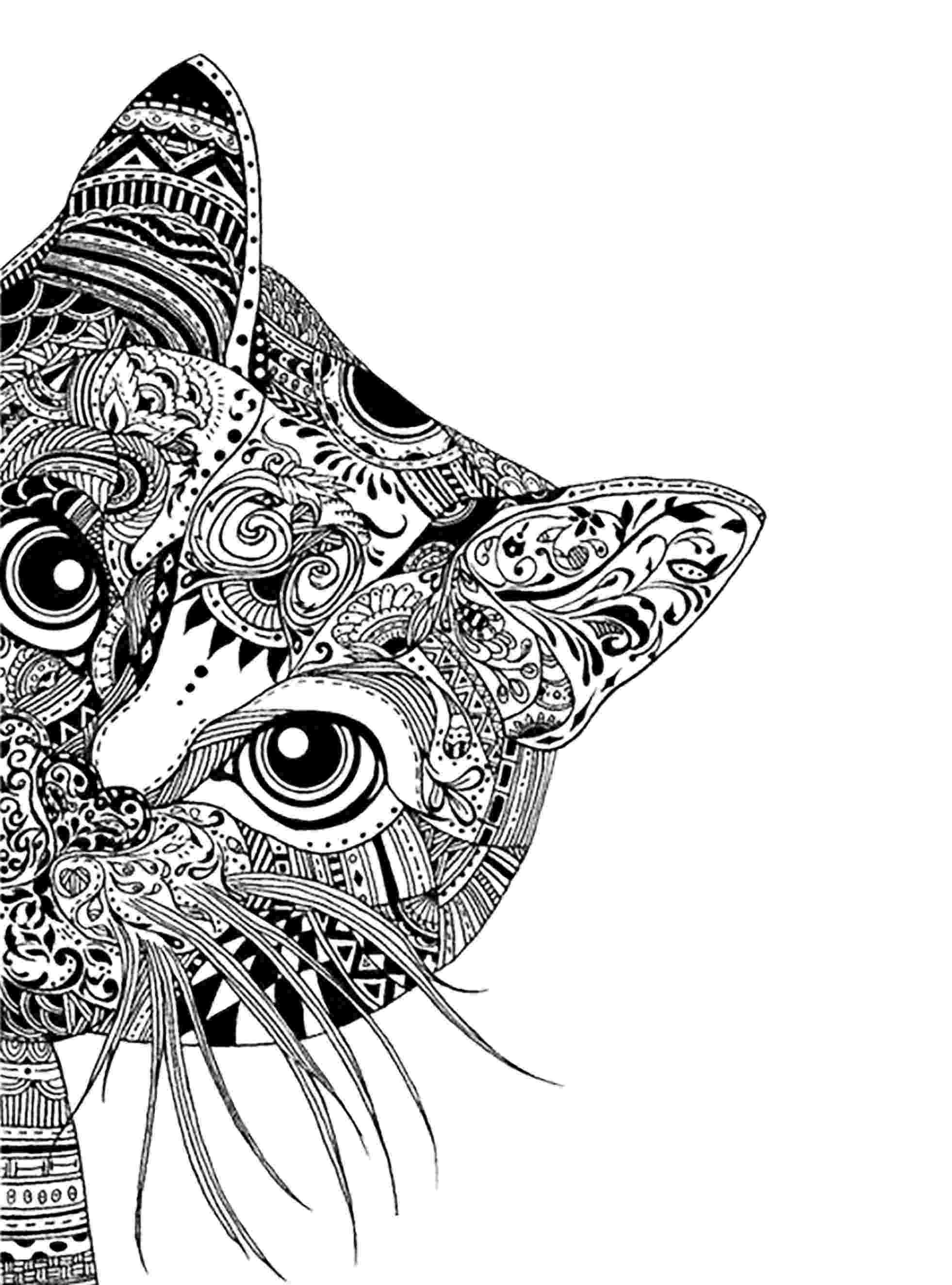adult coloring pages online complex coloring pages for teens and adults best adult online pages coloring