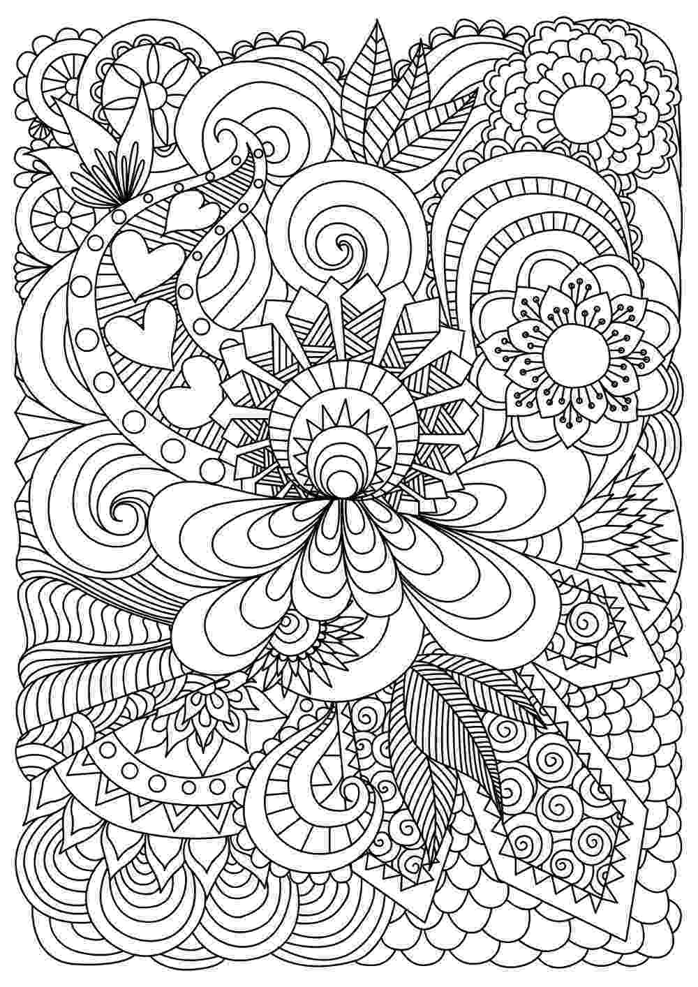 adult coloring pages online detailed coloring pages to download and print for free online coloring adult pages