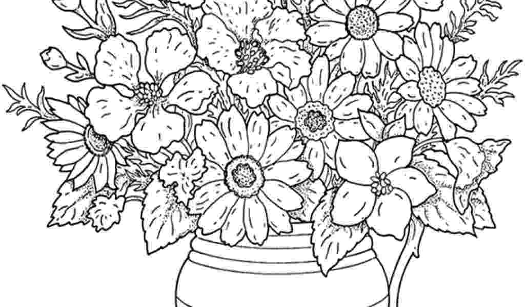 adult flower coloring pages 10 floral adult coloring pages the graphics fairy coloring flower pages adult