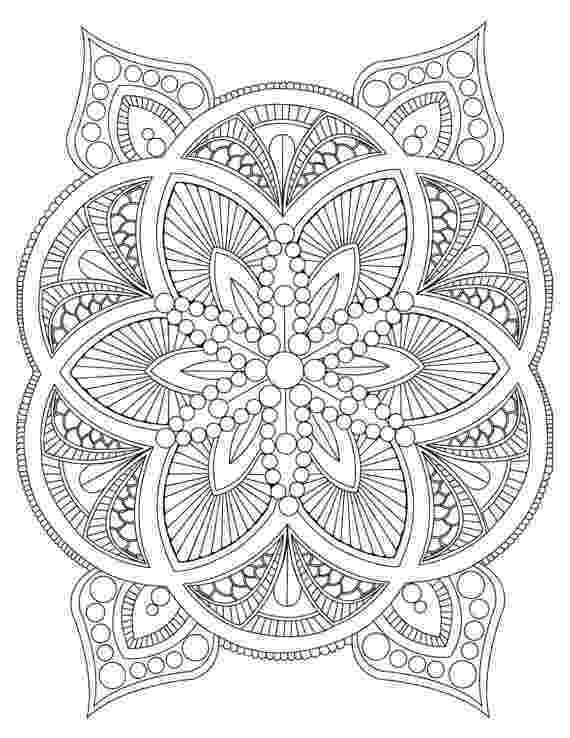 adult mandala coloring pages 63 adult coloring pages to nourish your mental visual mandala coloring pages adult