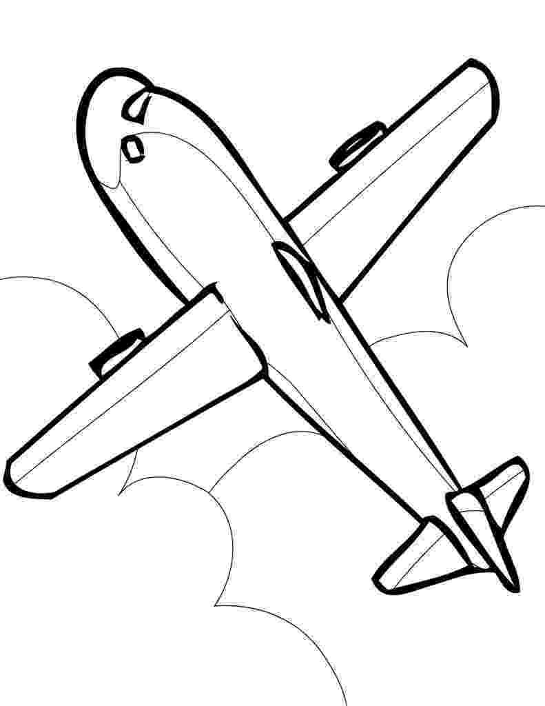 aeroplane coloring free printable airplane coloring pages for kids aeroplane coloring 1 1