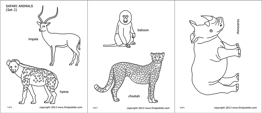 african savanna coloring pages pinterest the worlds catalog of ideas pages savanna african coloring