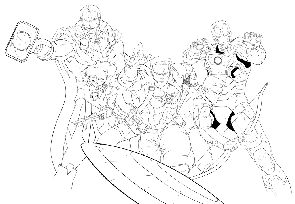 age of ultron coloring book avengers age of ultron wip2 by trav mcdan on deviantart ultron book coloring of age