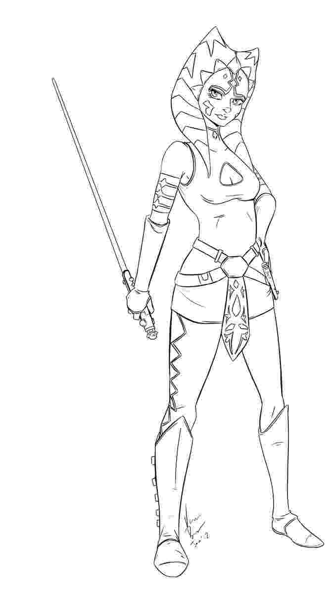 ahsoka coloring pages ahsoka coloring pages download and print for free pages coloring ahsoka