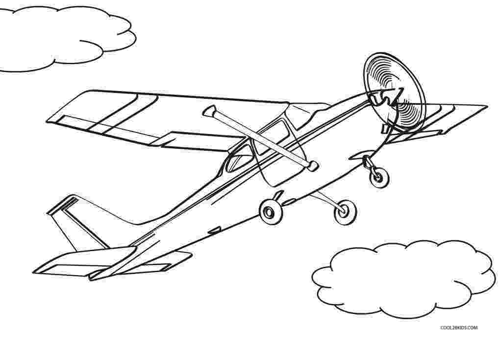 airplane color pages free printable airplane coloring pages for kids cool2bkids color pages airplane