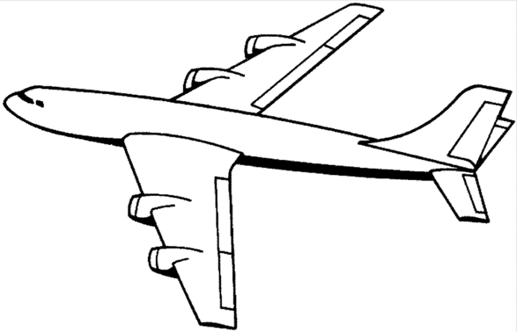 airplane color pages free printable airplane coloring pages for kids cool2bkids pages color airplane