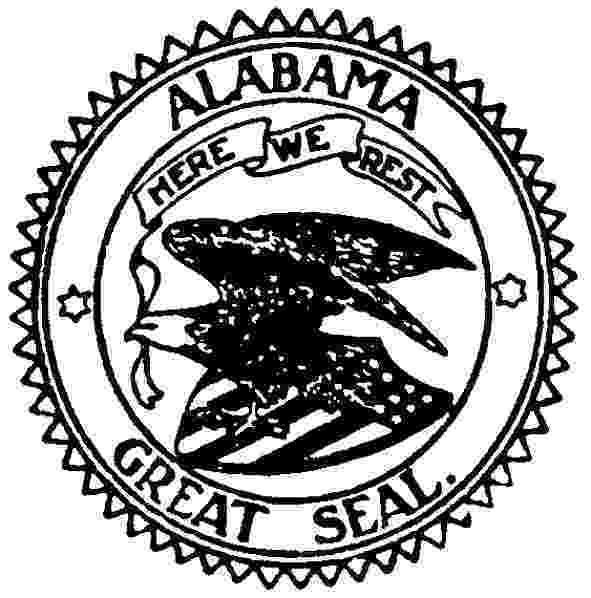 alabama state seal picture index of statesalabama seal picture alabama state