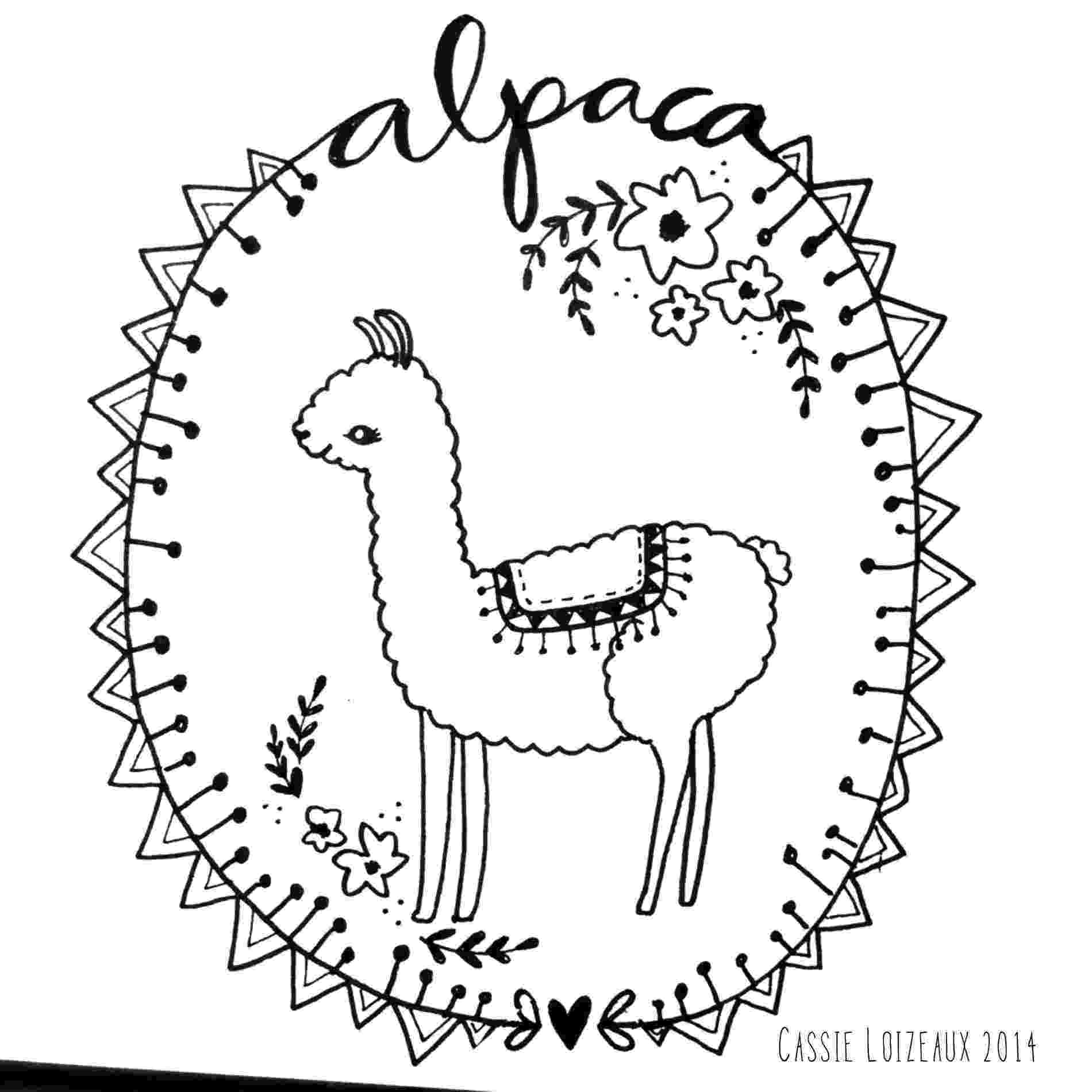 alpaca coloring pages openherd openherd dafi alpacas coloring pages pages alpaca coloring