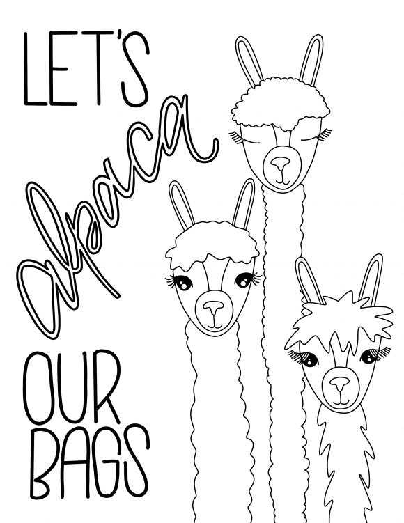 alpaca coloring pages openherd openherd dafi alpacas coloring pages pages alpaca coloring