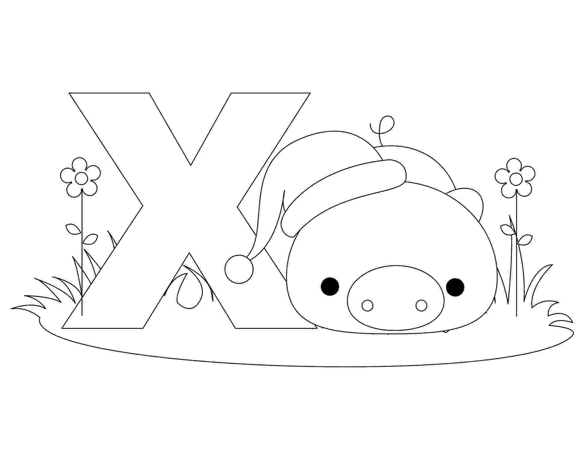 alphabet coloring a z alphabet coloring pages download and print for free alphabet coloring