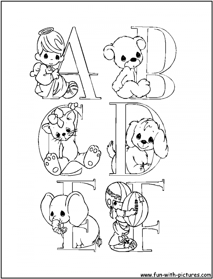 alphabet coloring free printable abc coloring pages for kids alphabet coloring