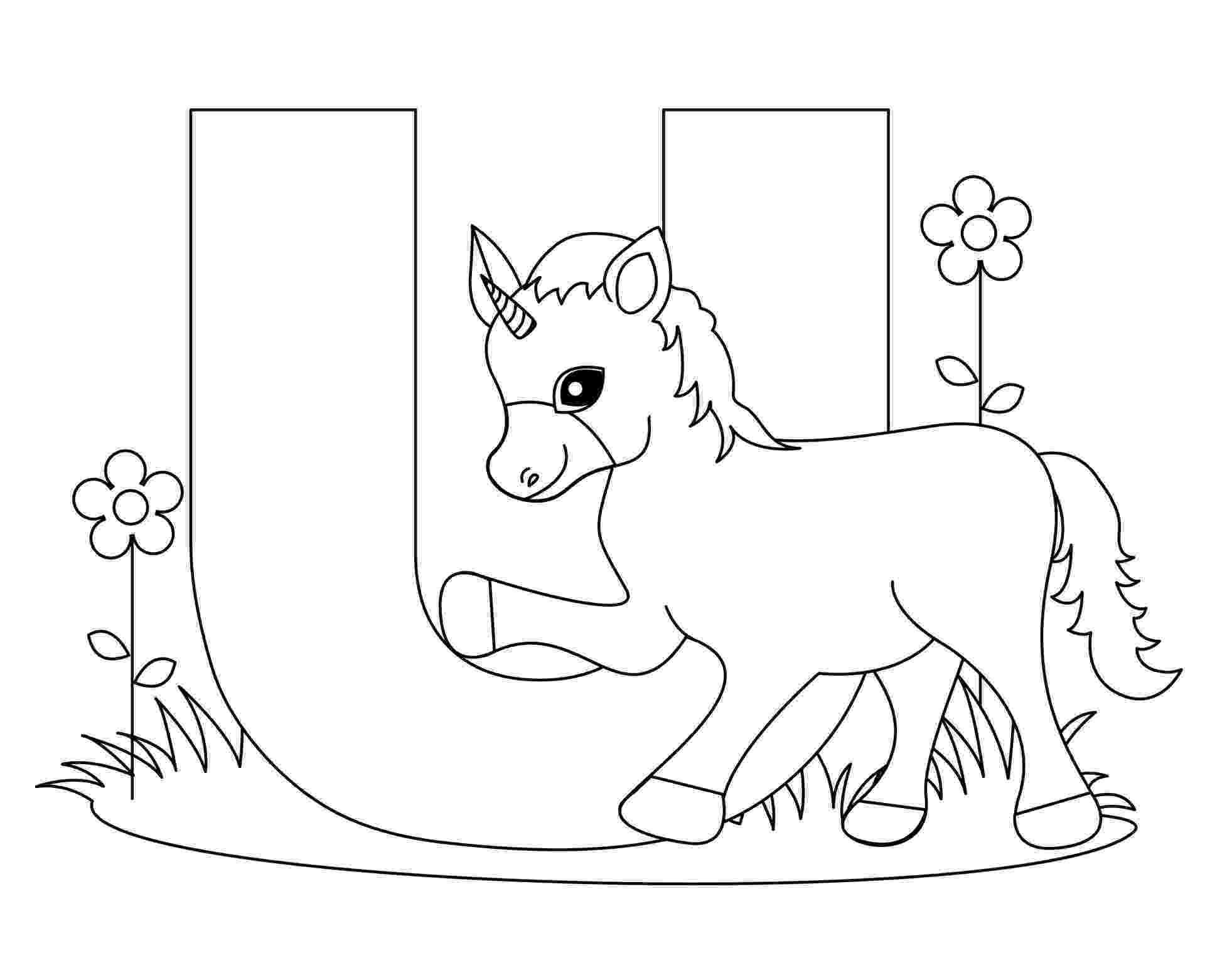 alphabet coloring free printable alphabet coloring pages for kids best alphabet coloring 1 4
