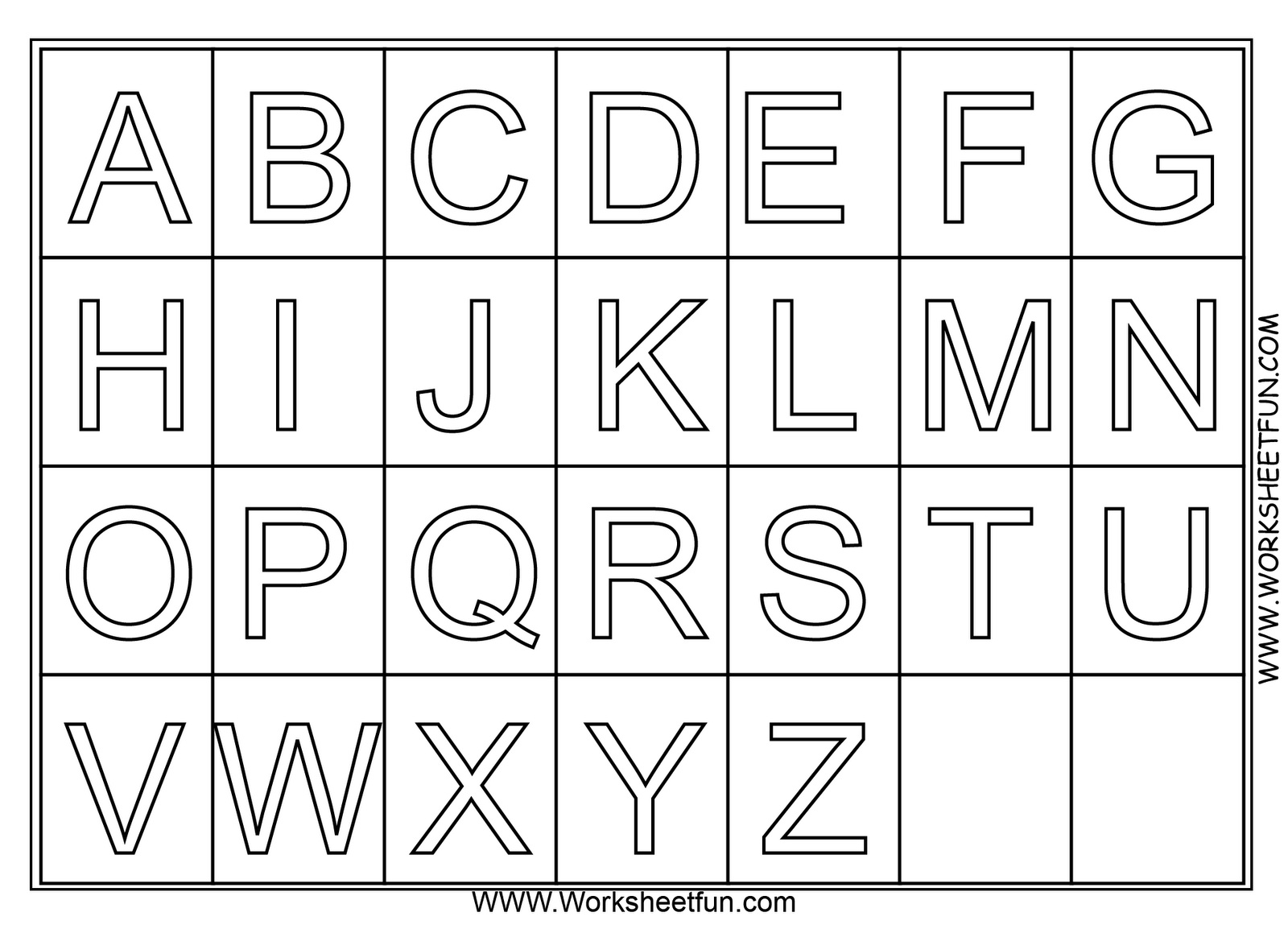 alphabet coloring pages for preschoolers a z alphabet coloring pages download and print for free preschoolers coloring pages for alphabet