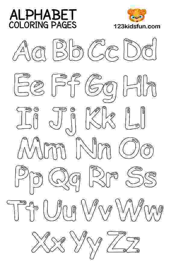 alphabet coloring pages for preschoolers free printable alphabet coloring pages for kids 123 kids preschoolers alphabet coloring pages for