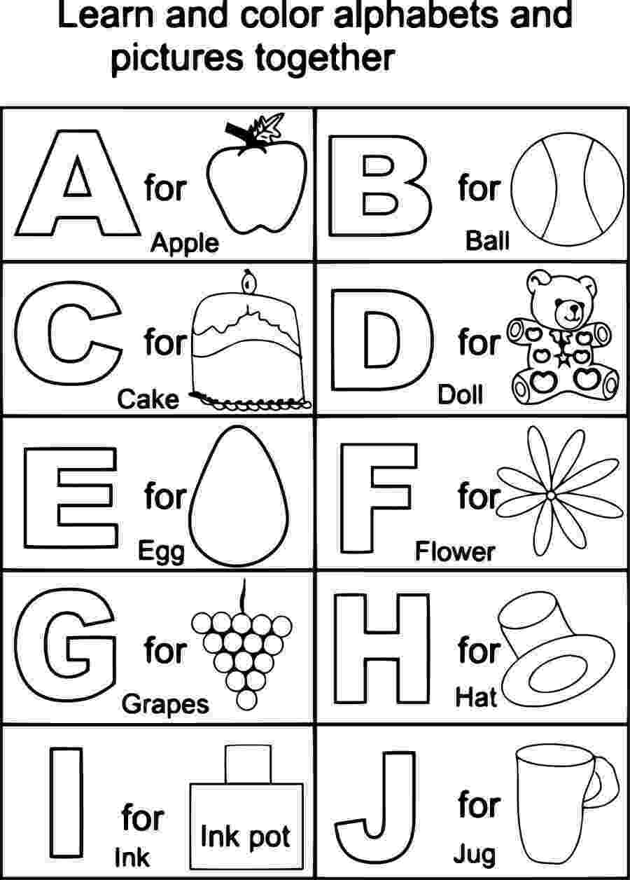 alphabet coloring pages for preschoolers free printable alphabet coloring pages for kids best coloring pages alphabet preschoolers for