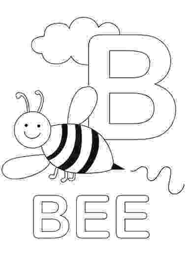 alphabet coloring pages for preschoolers top 10 free printable letter b coloring pages online for coloring alphabet preschoolers pages