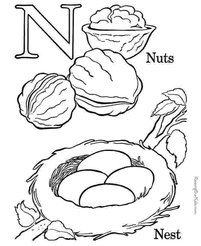 alphabet n coloring pages letter n coloring pages to download and print for free coloring pages alphabet n