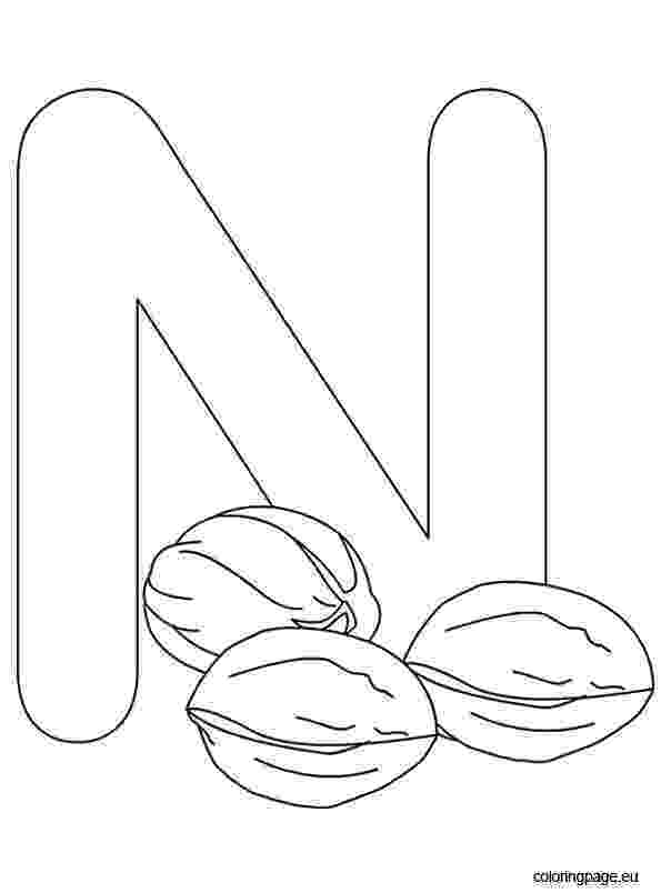 alphabet n coloring pages letter n coloring pages to download and print for free coloring pages n alphabet
