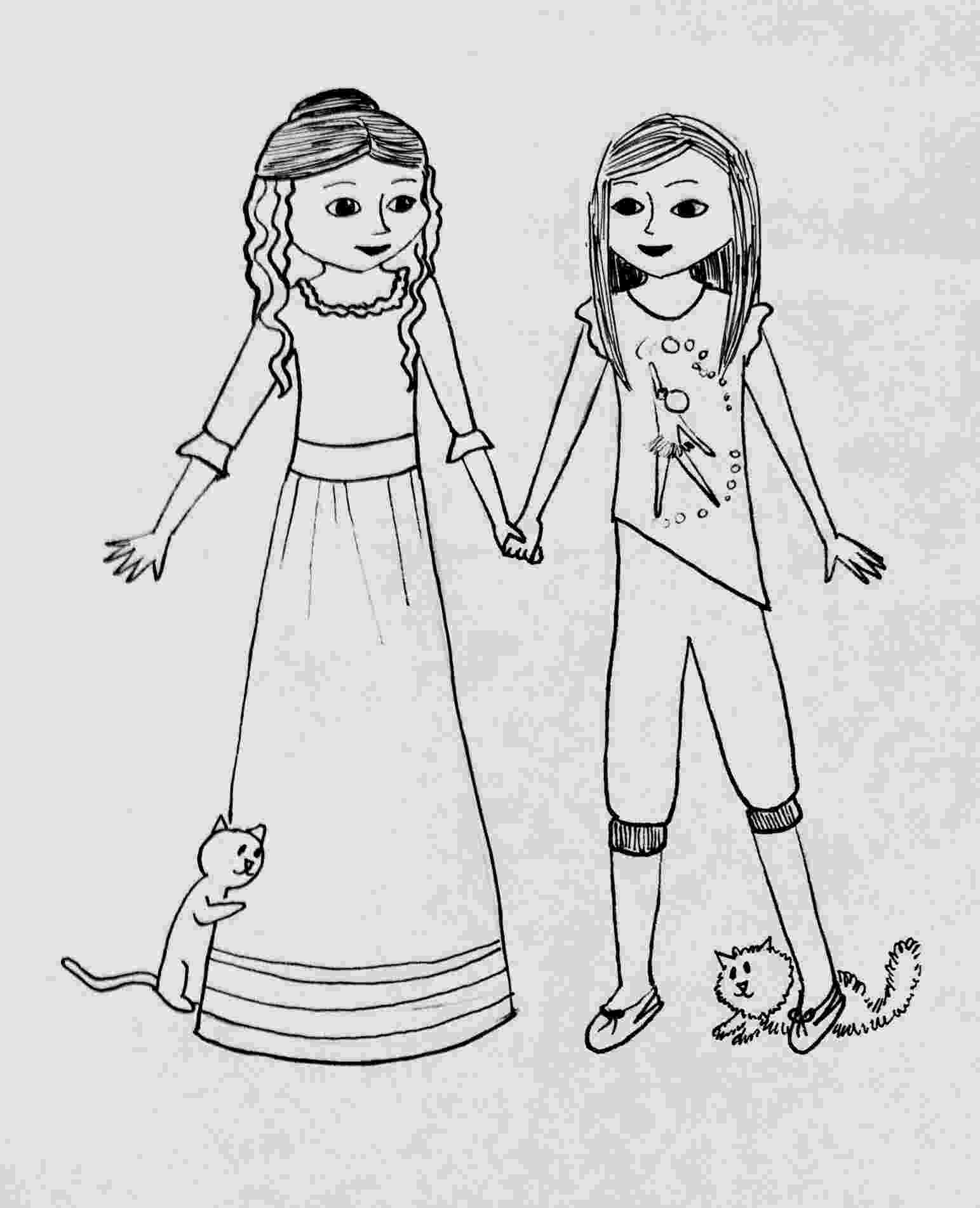 american girl coloring american girl doll coloring pages to download and print girl coloring american