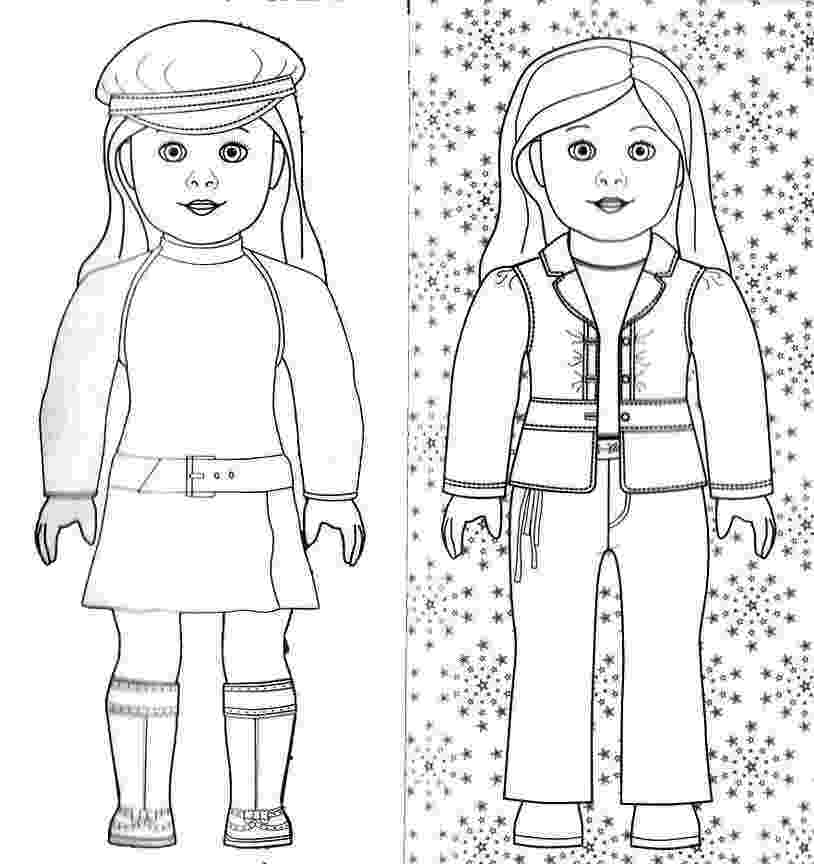 american girl doll free coloring pages american girl coloring pages kit at getcoloringscom coloring girl doll free pages american